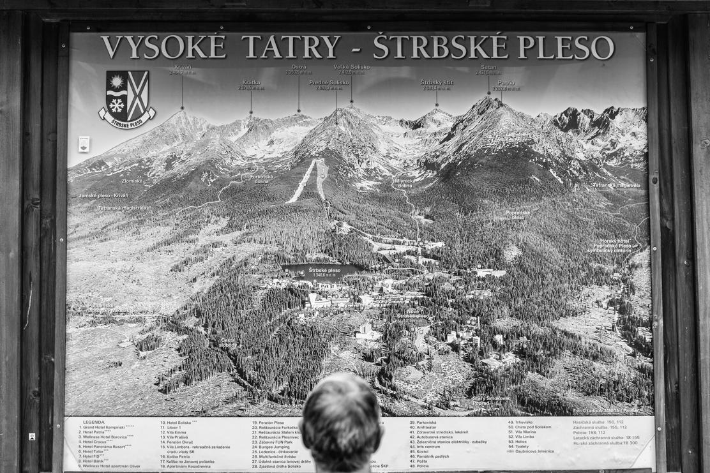 fotograf Rzeszów w słowackich górach