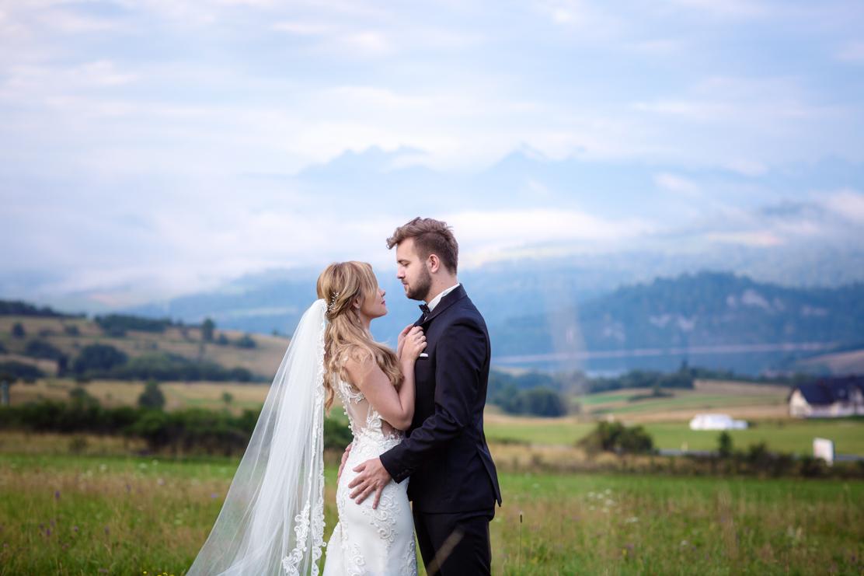 sesja ślubna w Tatrach - fotograf Rzeszów