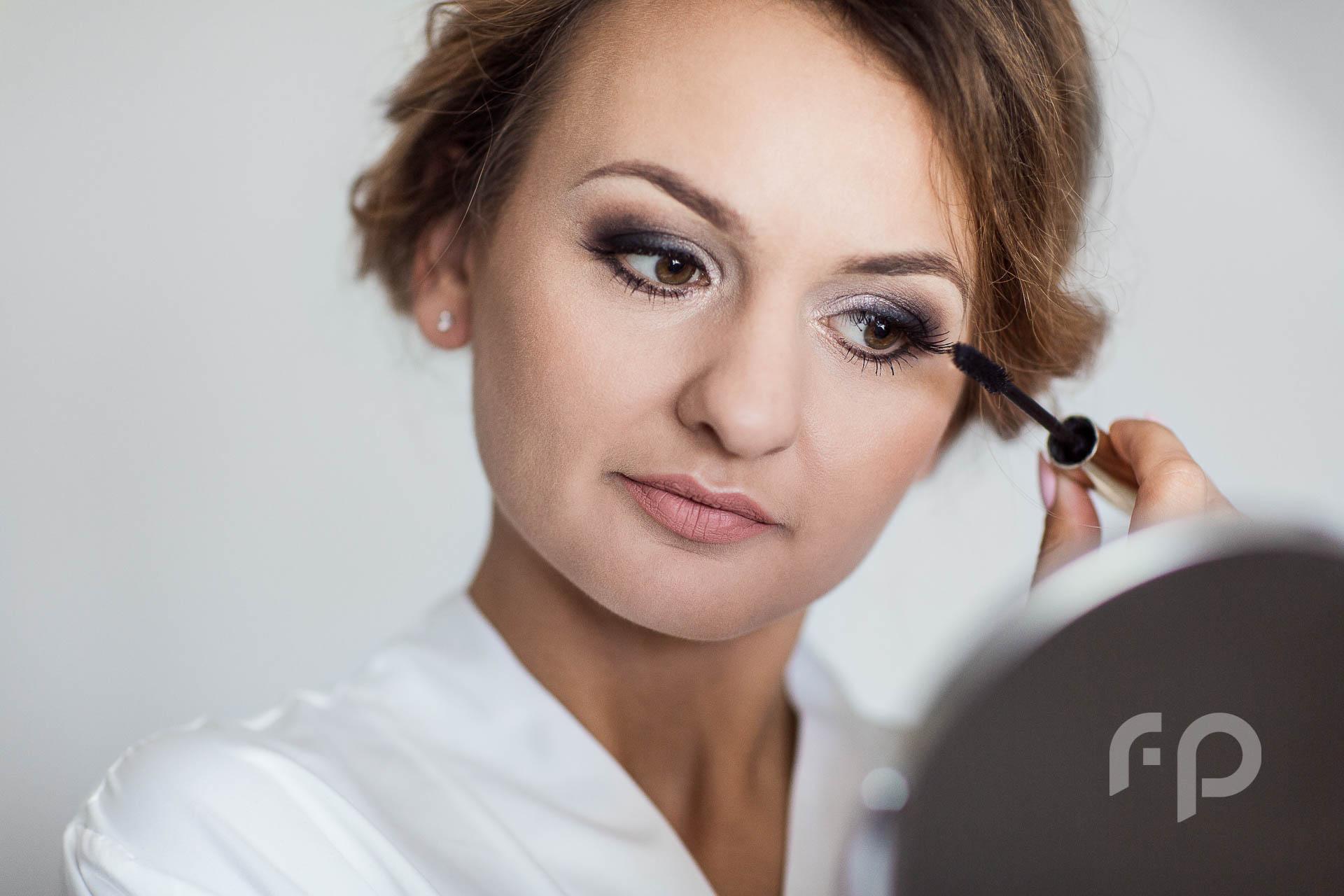 makijaż ślubny jak podkreślić oczy