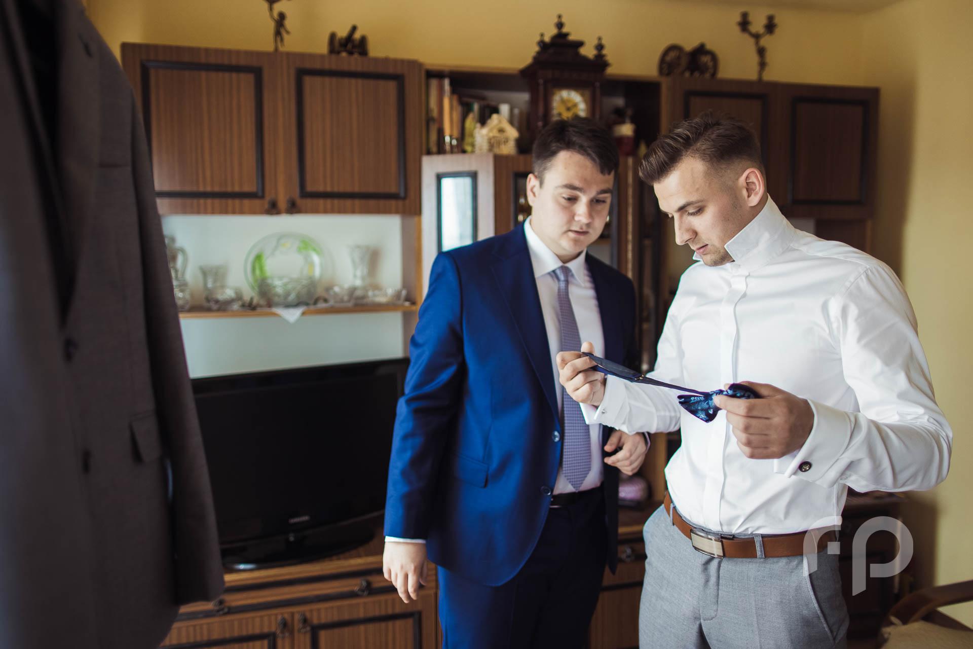 fotografia ślubna przygotowań w starachowicach