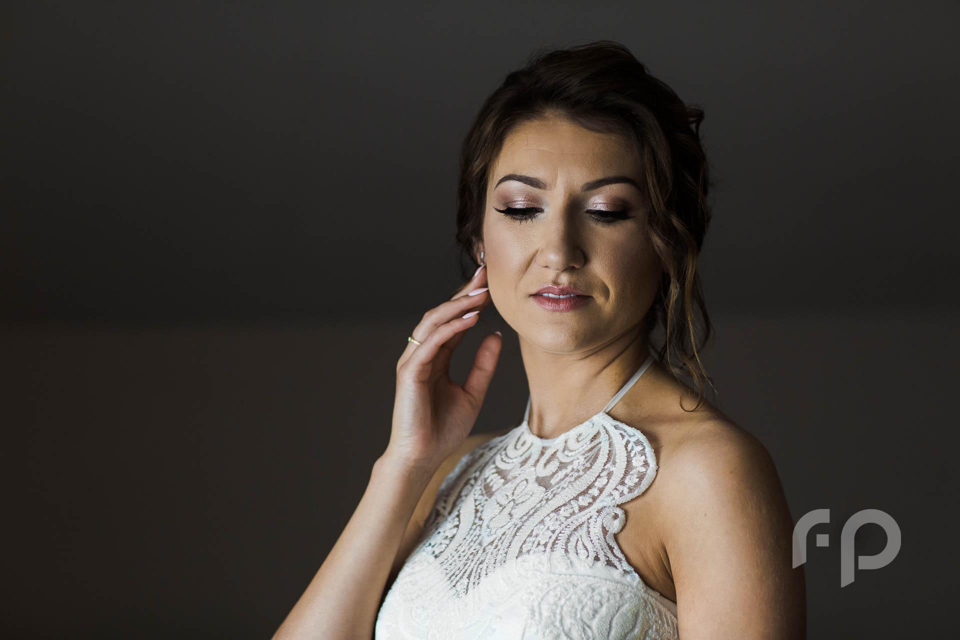 najpierw makijaż ślubny czy fryzura