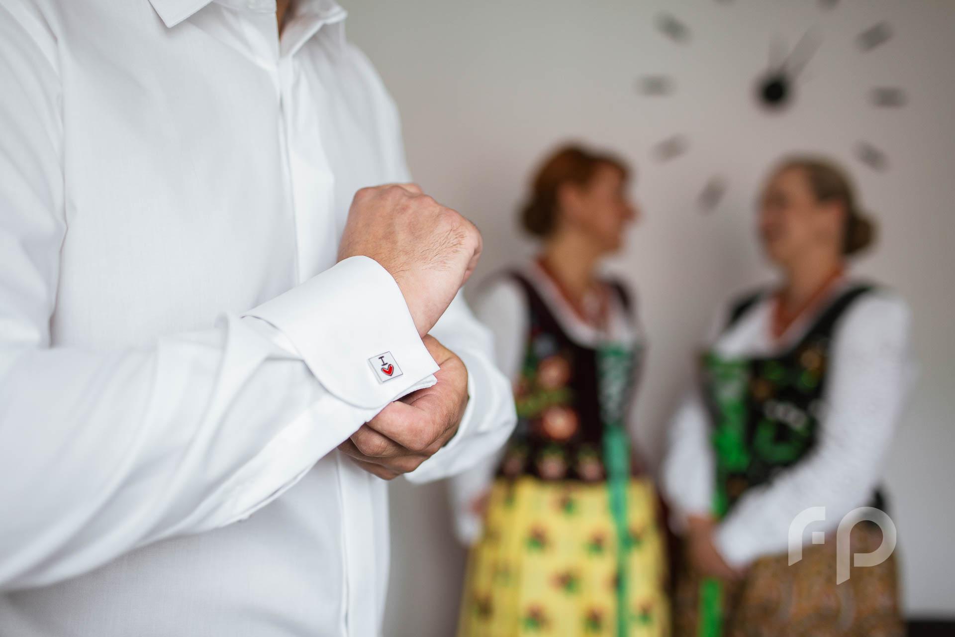 fotografia ślubna na góralskim weselu