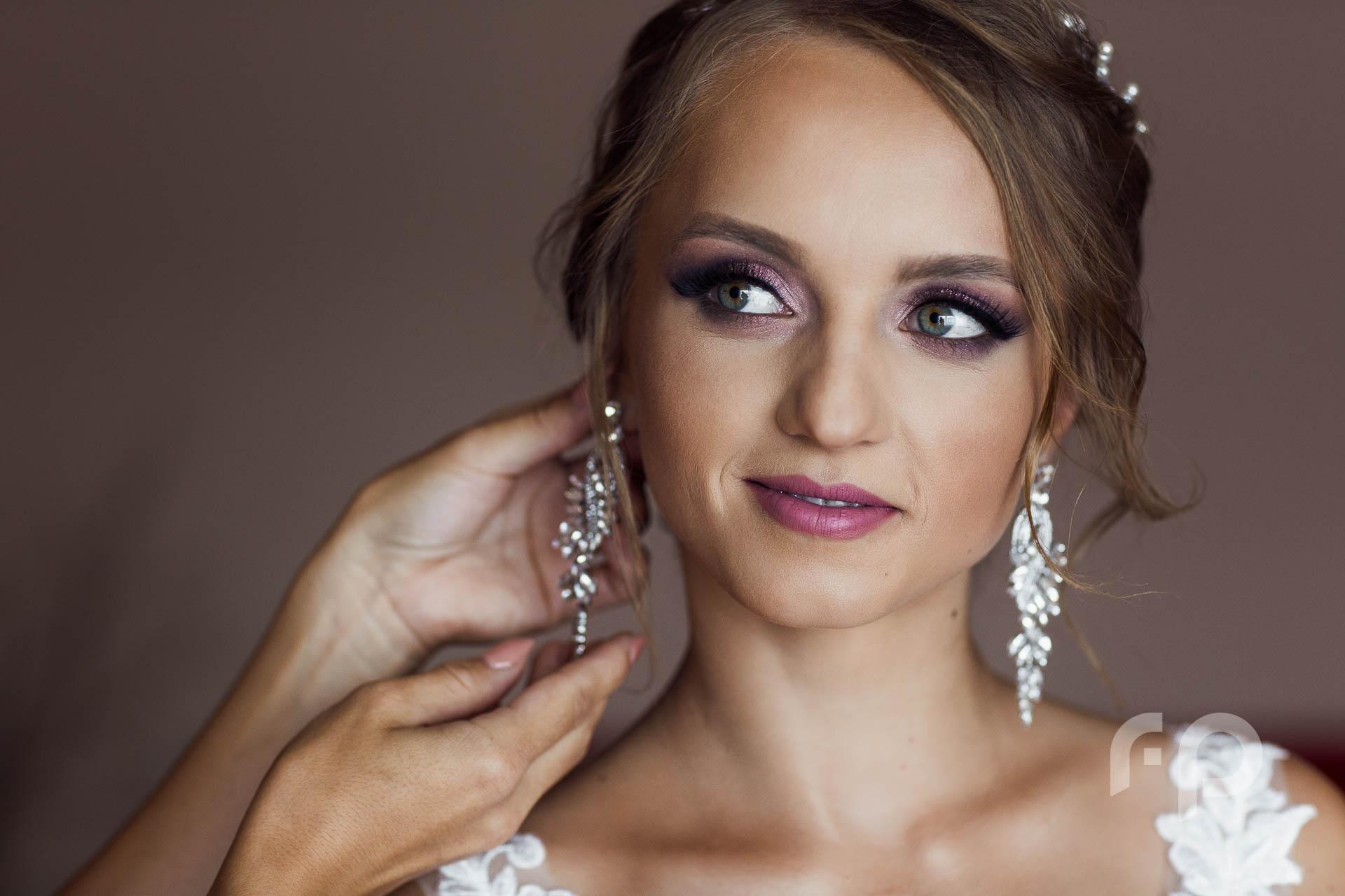 jak powinien wyglądać makijaż ślubny