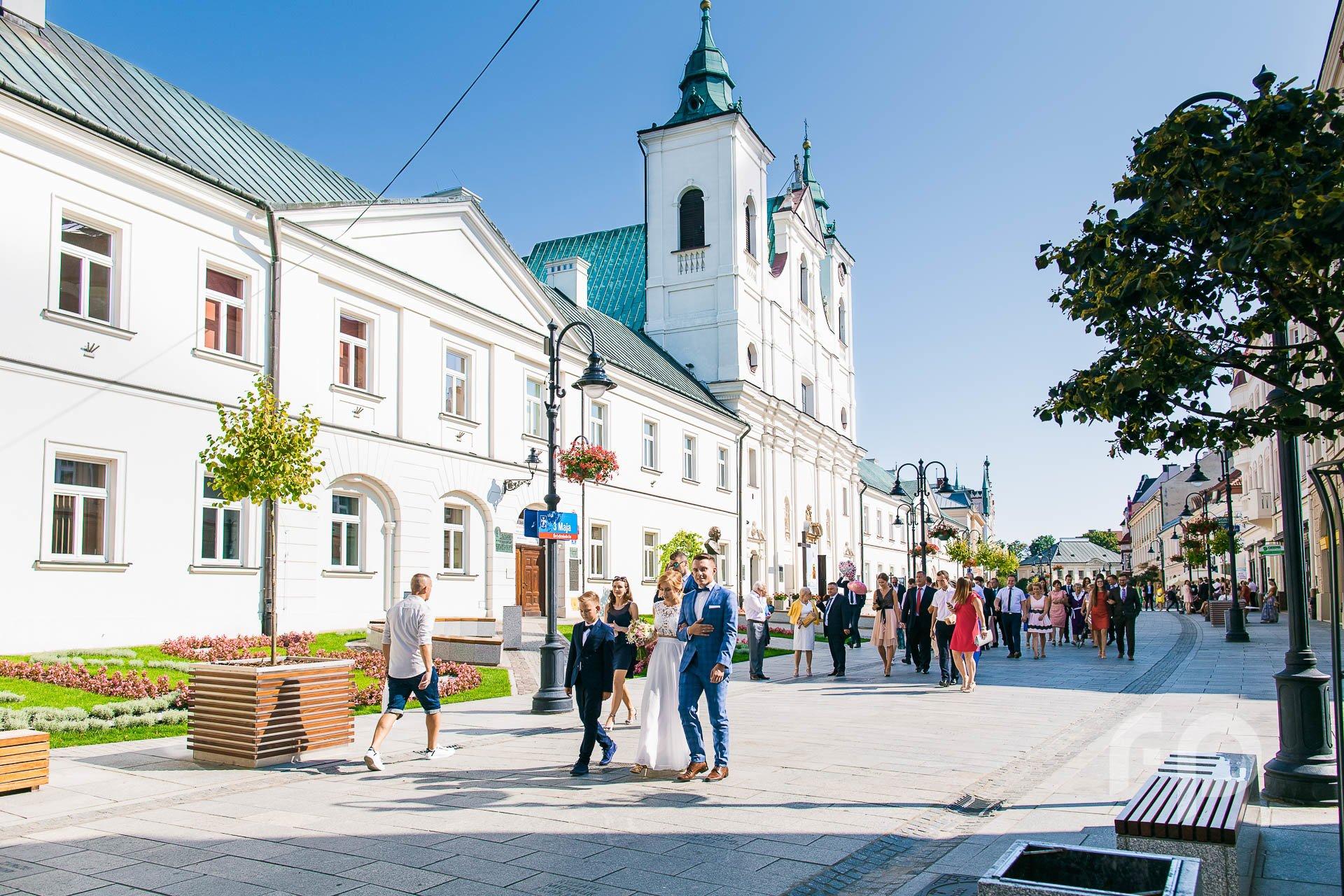 ulica 3-go maja w Rzeszowie