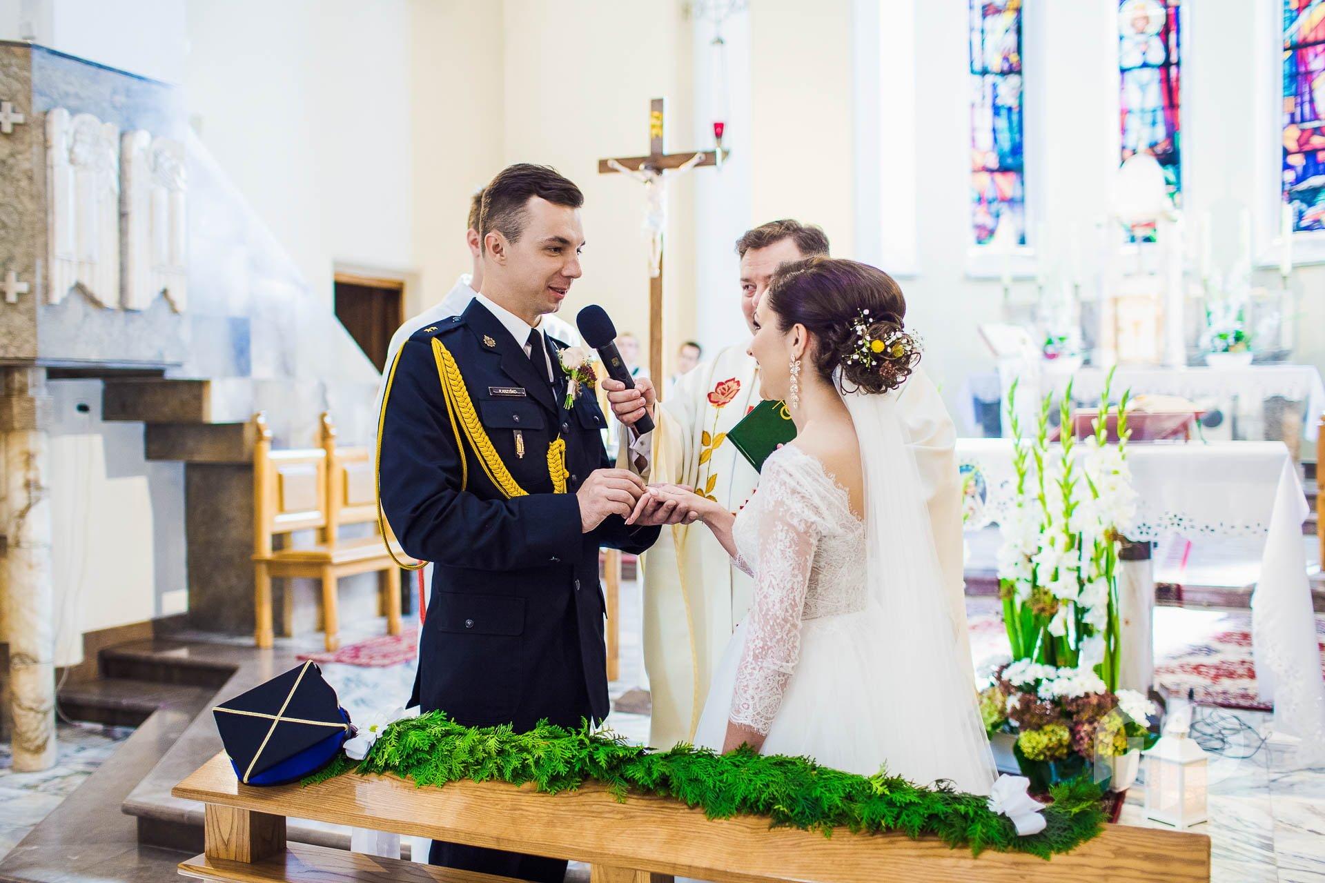tekst przysięgi małżeńskiej