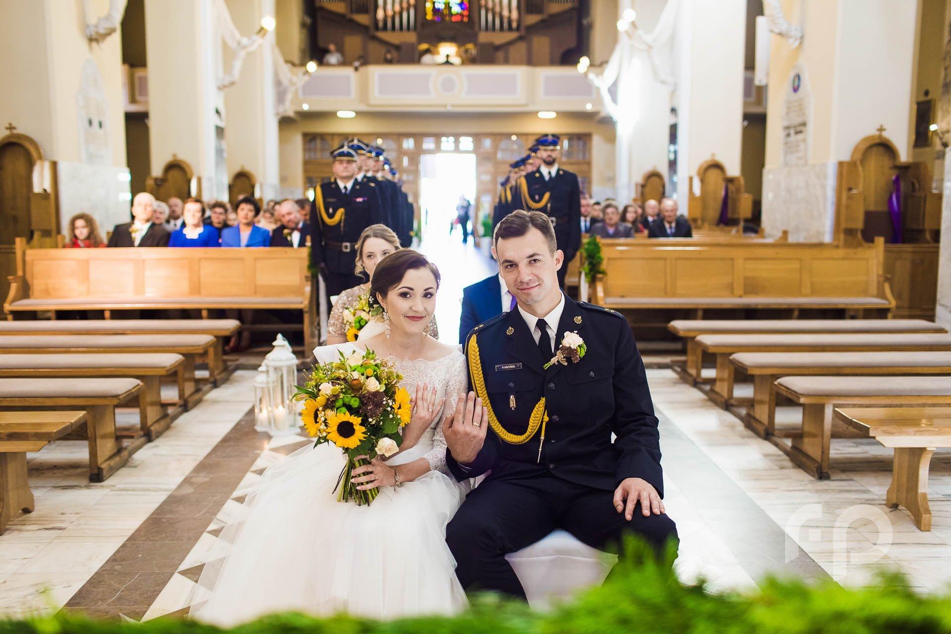 ślub strażacki