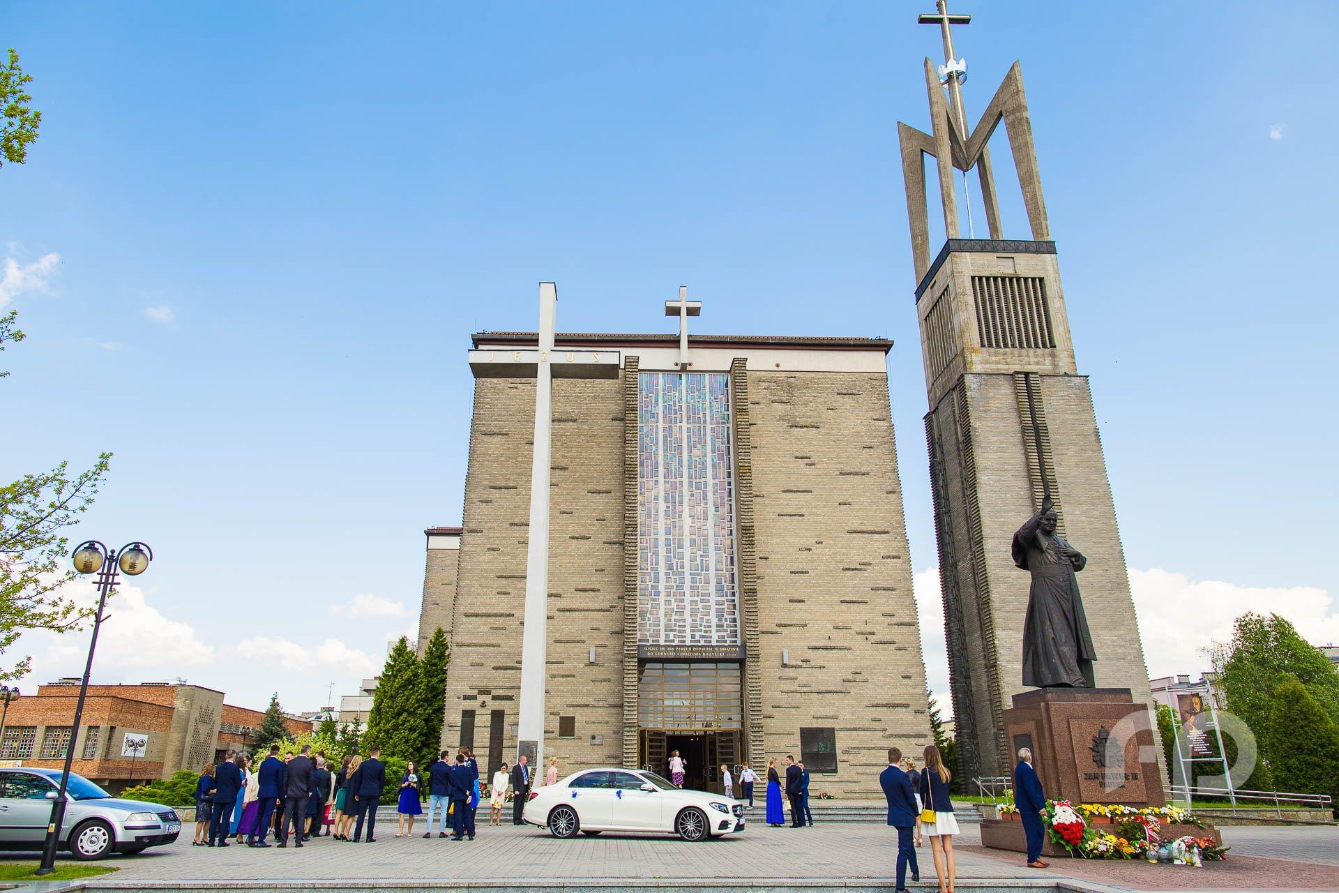 kościół Stalowa Wola
