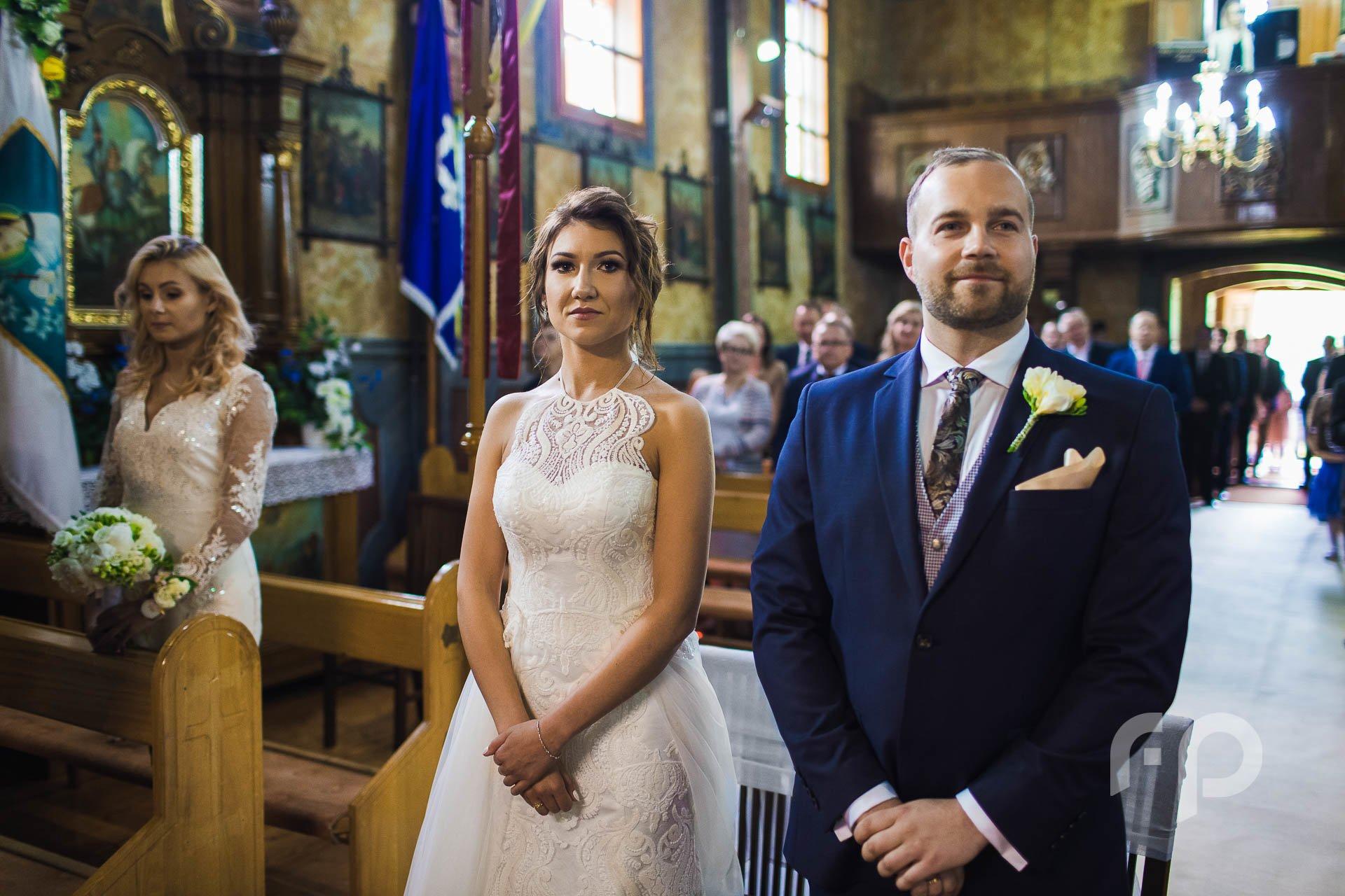 ślub kościelny w Lalinie