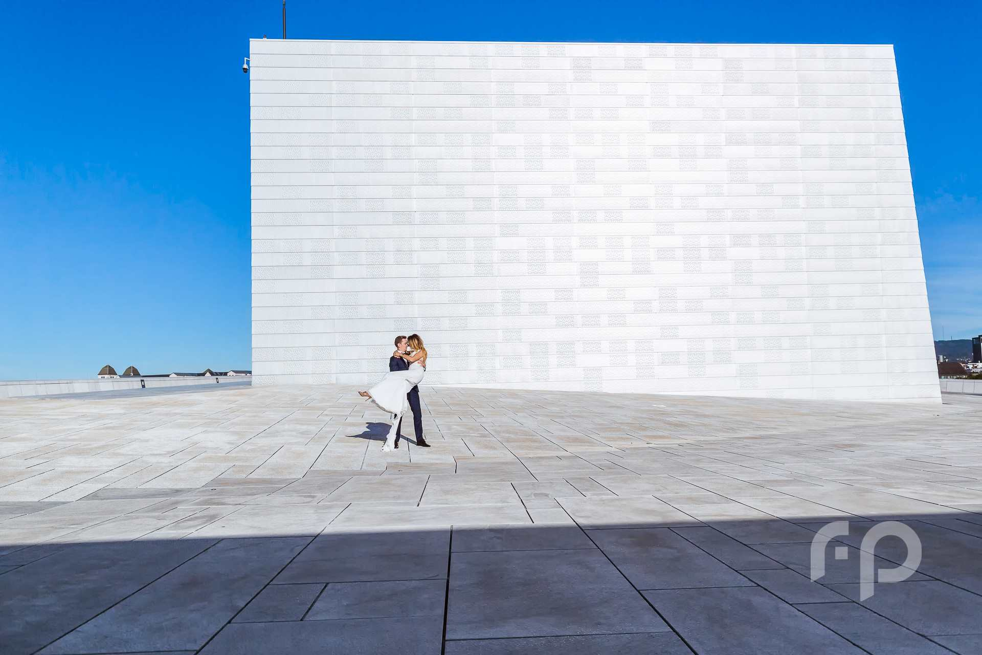 Norwegia i zdjęcia ślubne za granicą