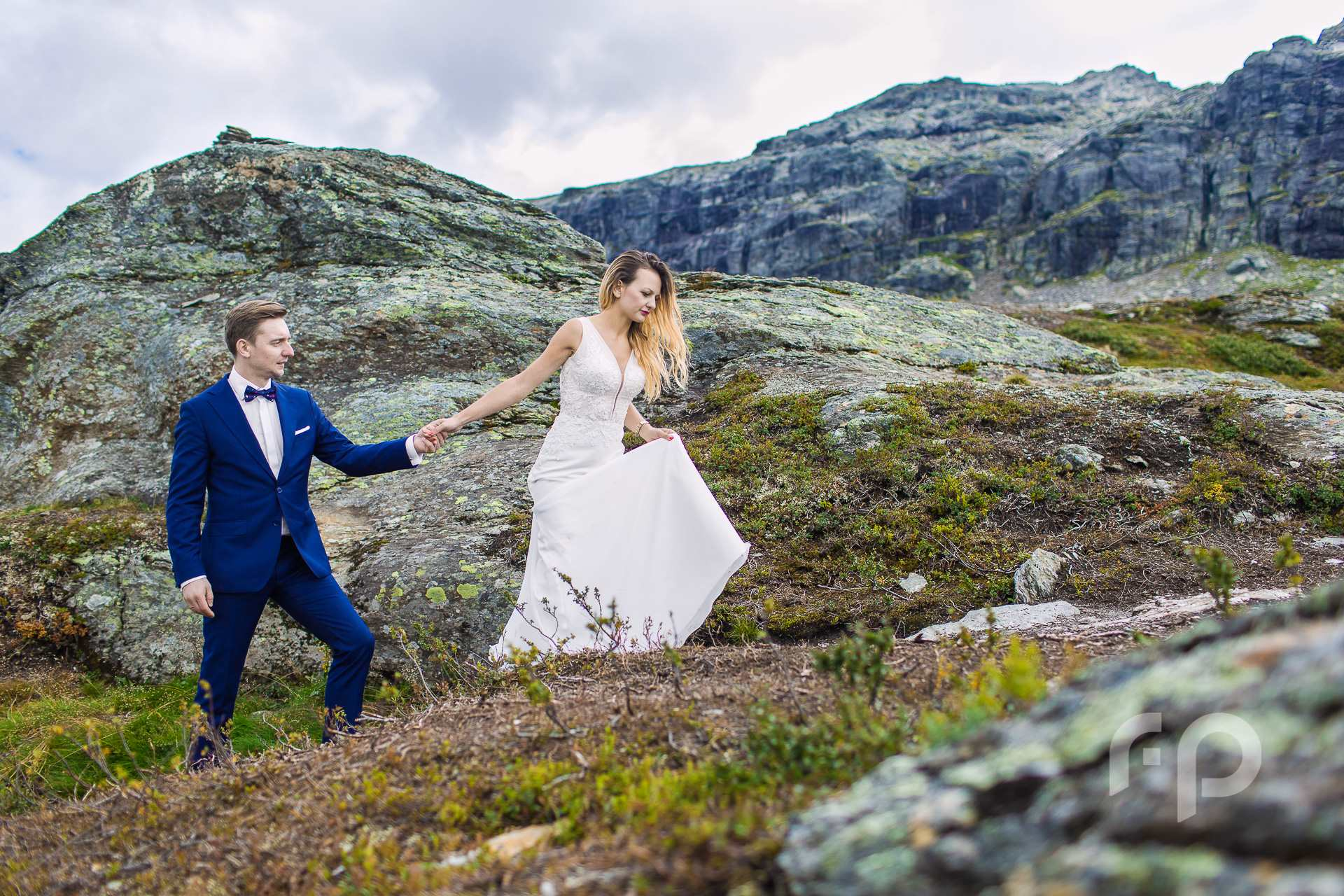 plener ślubny za granicą