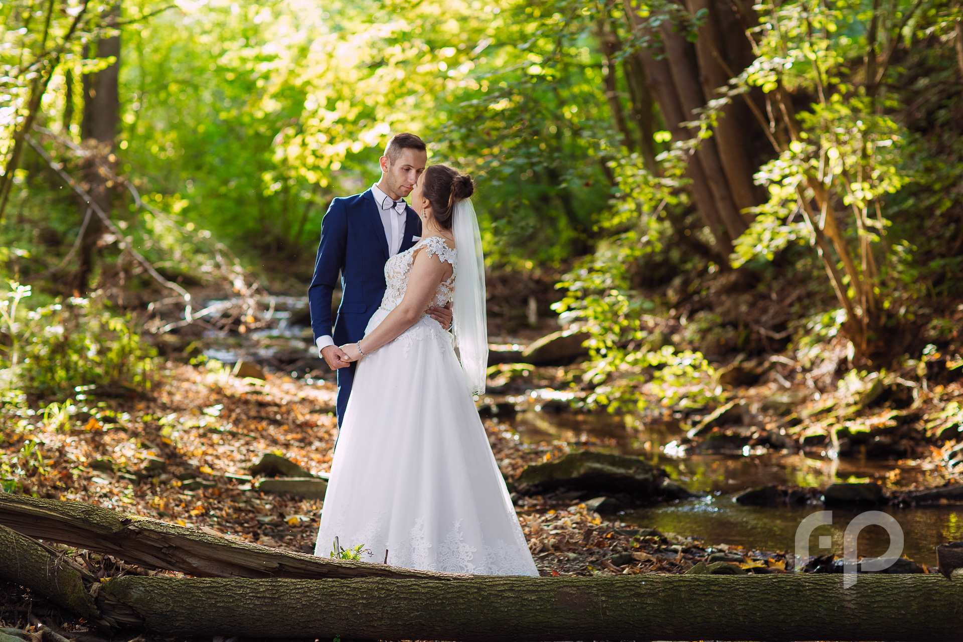Wisłoczek - plener ślubny