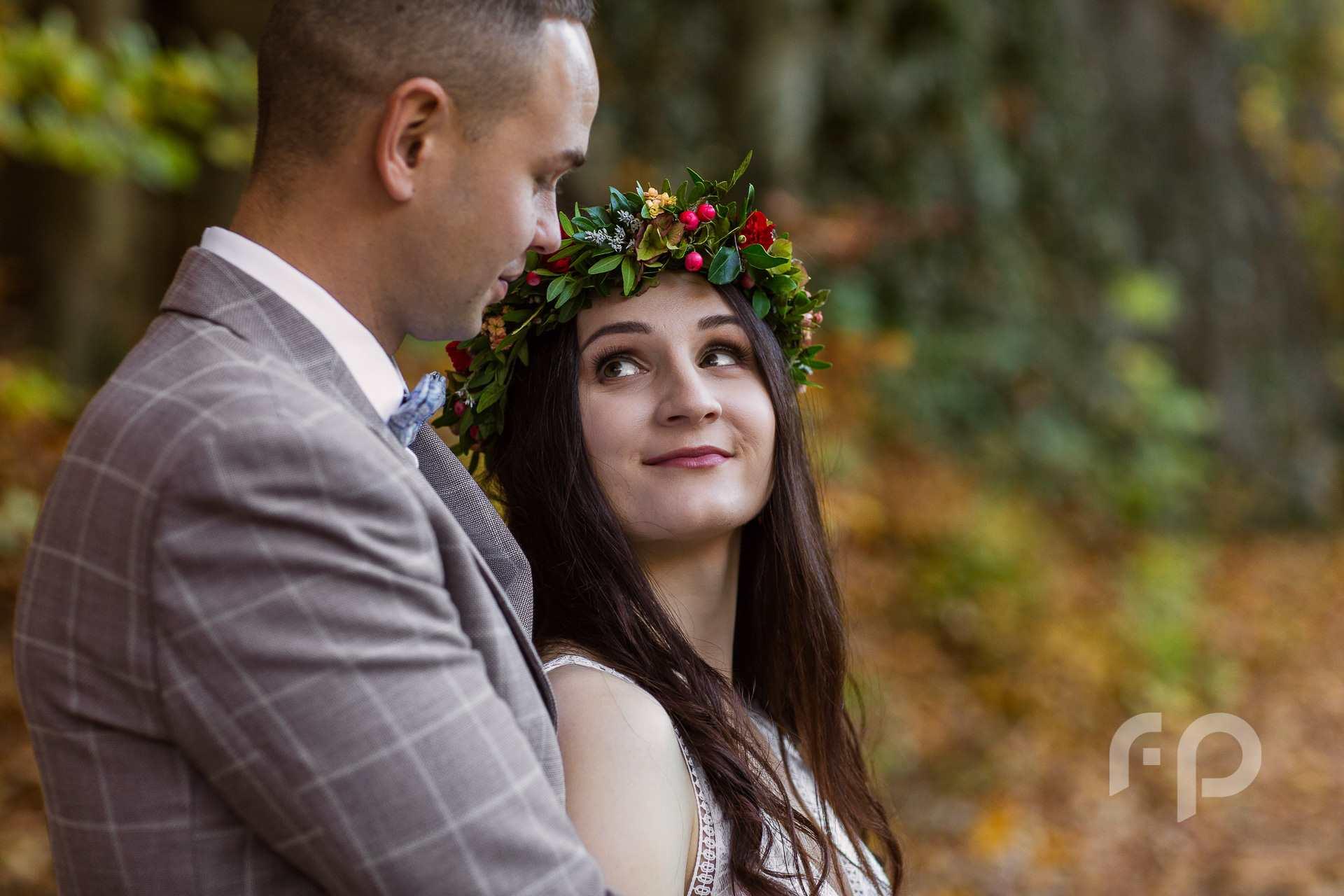 Plener ślubny w okolicach Krakowa