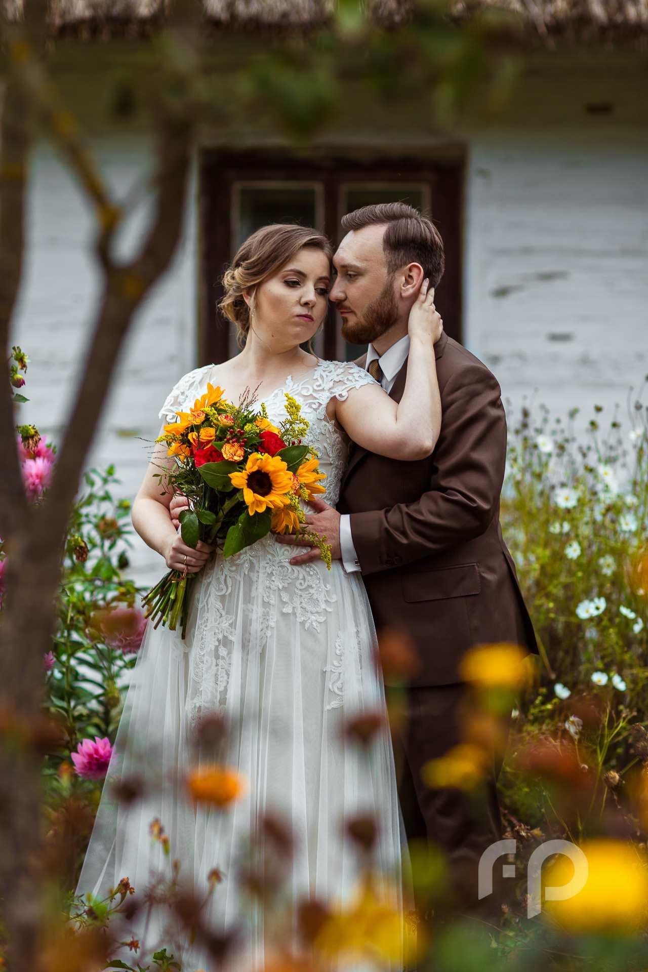 Słowiańska sesja ślubna