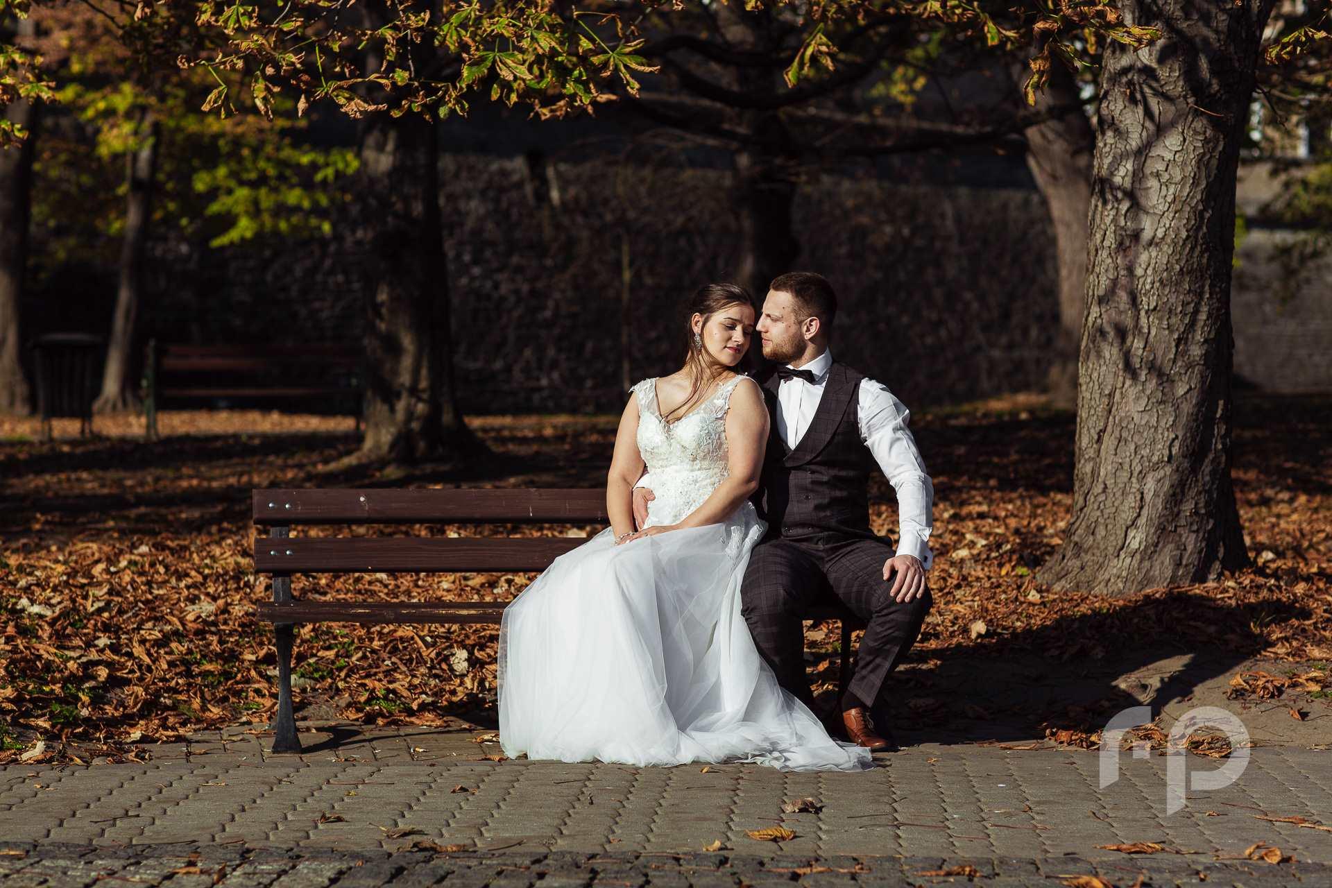 Pod Kasztanami w Rzeszowie - plener ślubny