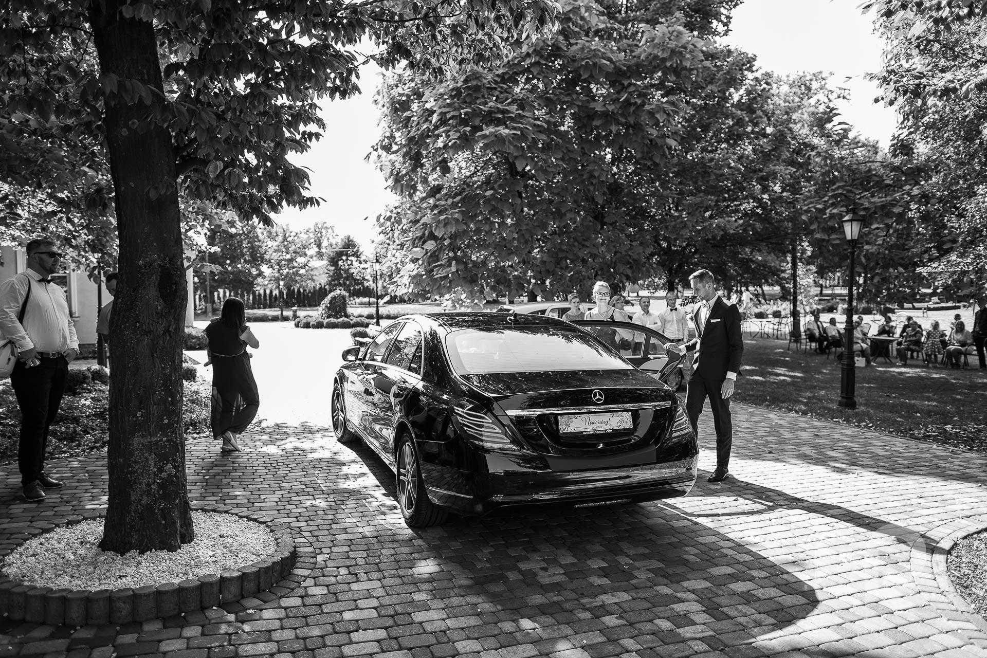 samochód na ślub stalowa wola