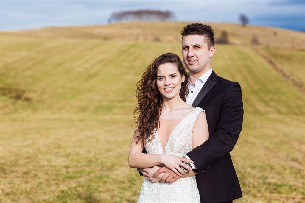 sesja ślubna na cudownym ranczo w Przysietnicy