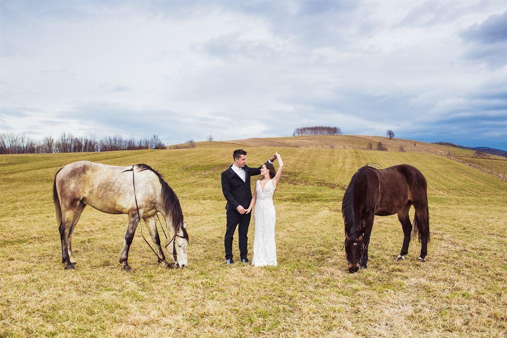 teledysk ślubny w Agro-Ranczo, Przysietnica, Nowy Sącz