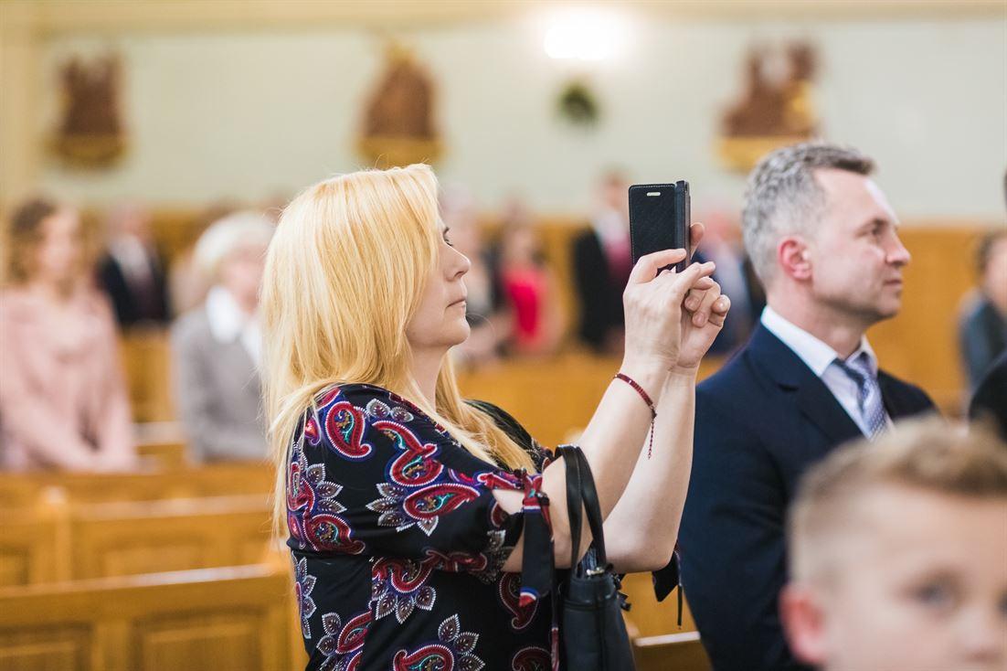 fotografowanie pary młodej