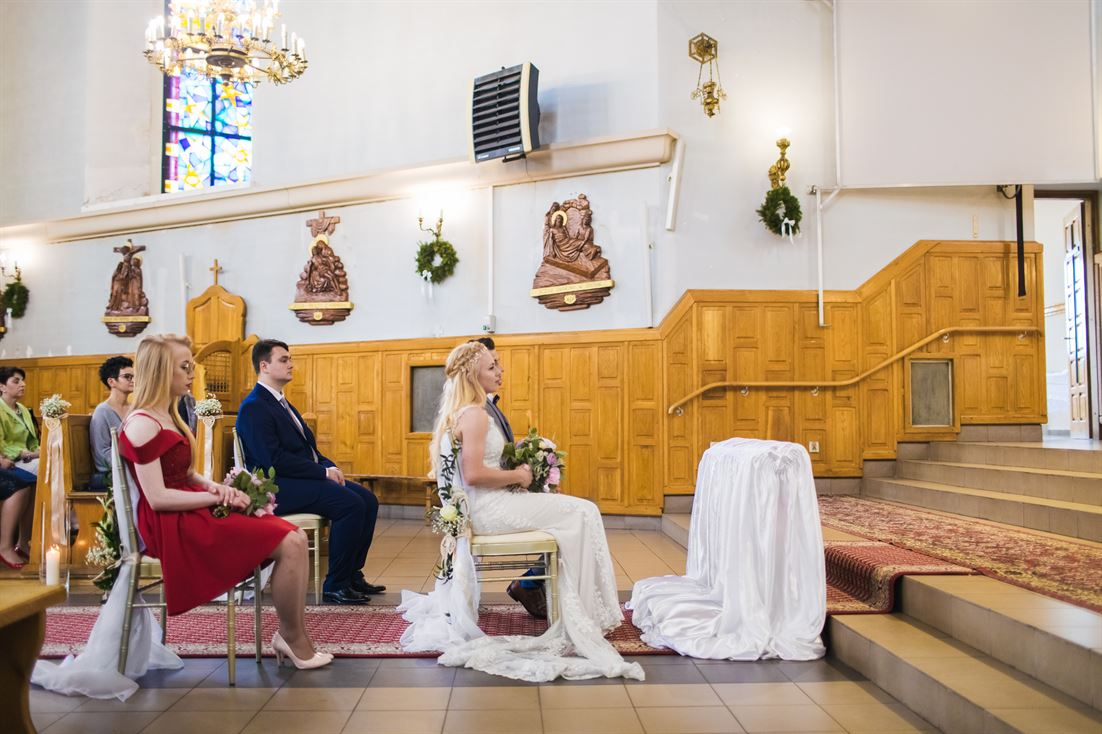 kazanie podczas ślubnej mszy świętej