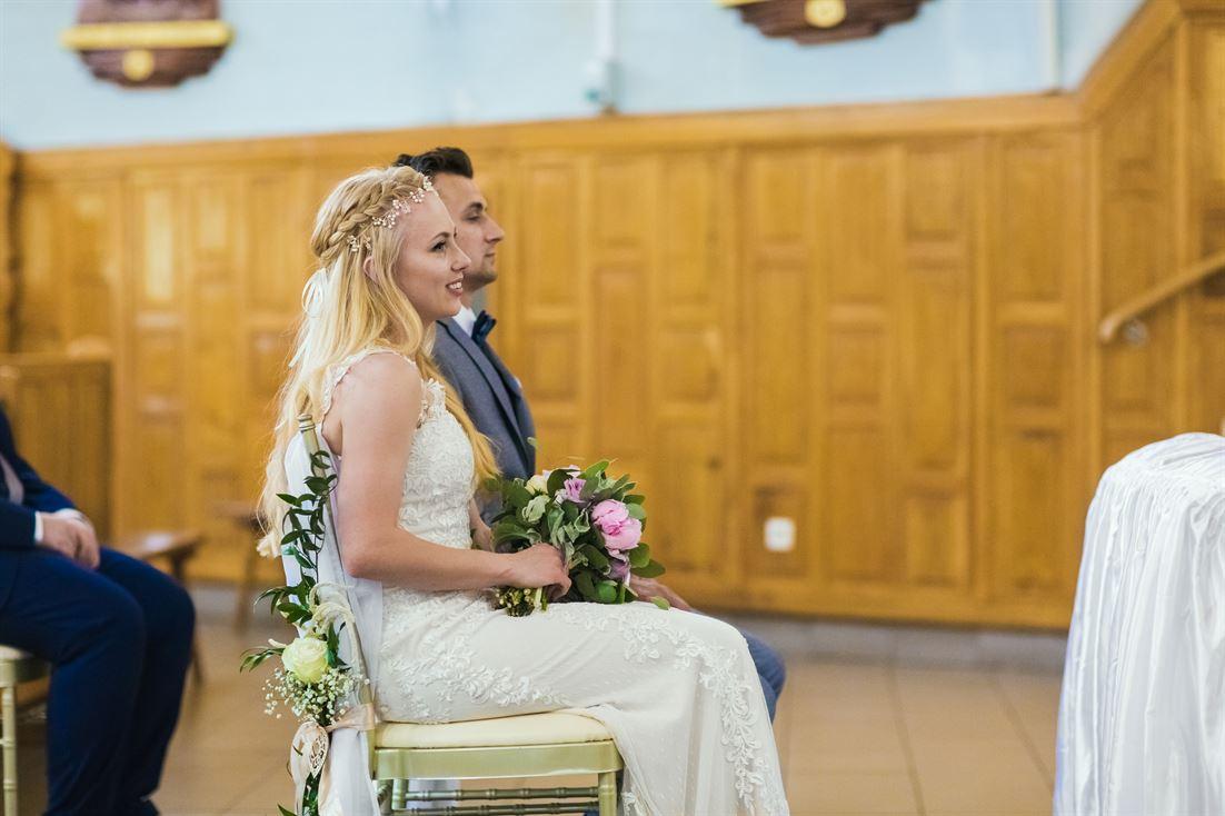 ślub kościelny w Starachowicach
