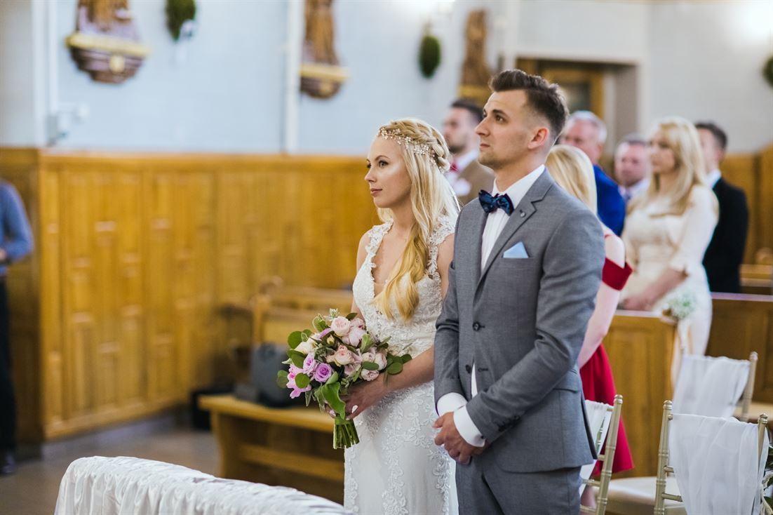 wyjątkowe kazanie księdza podczas ślubu