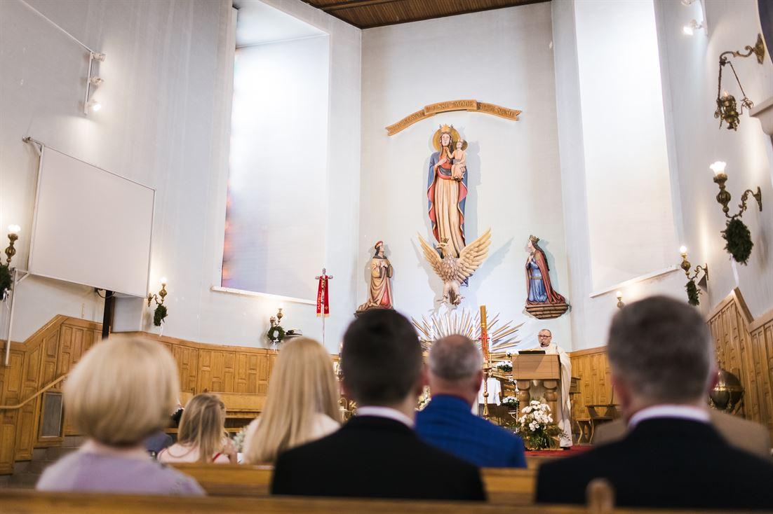 czytanie podczas ślubu kościelnego