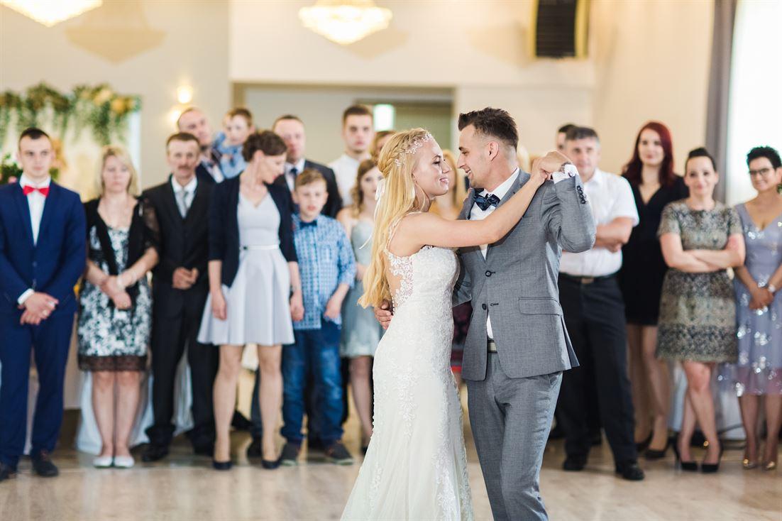 wyjątkowy pierwszy taniec ślubny