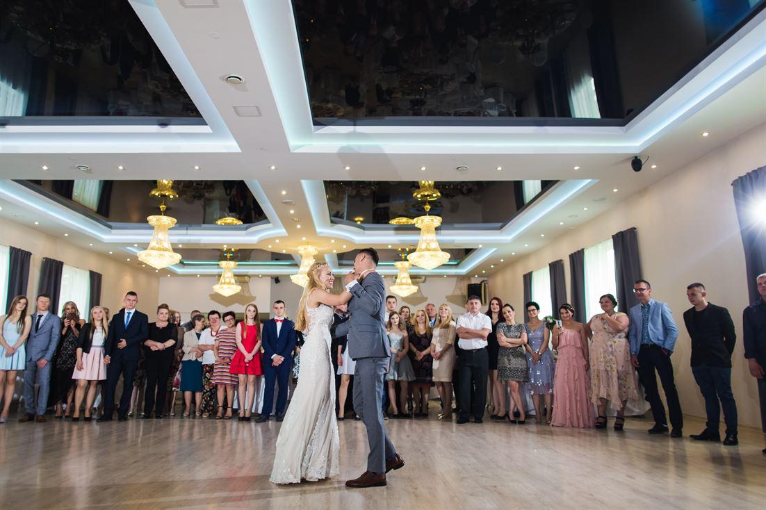 najlepszy pierwszy taniec na wesele