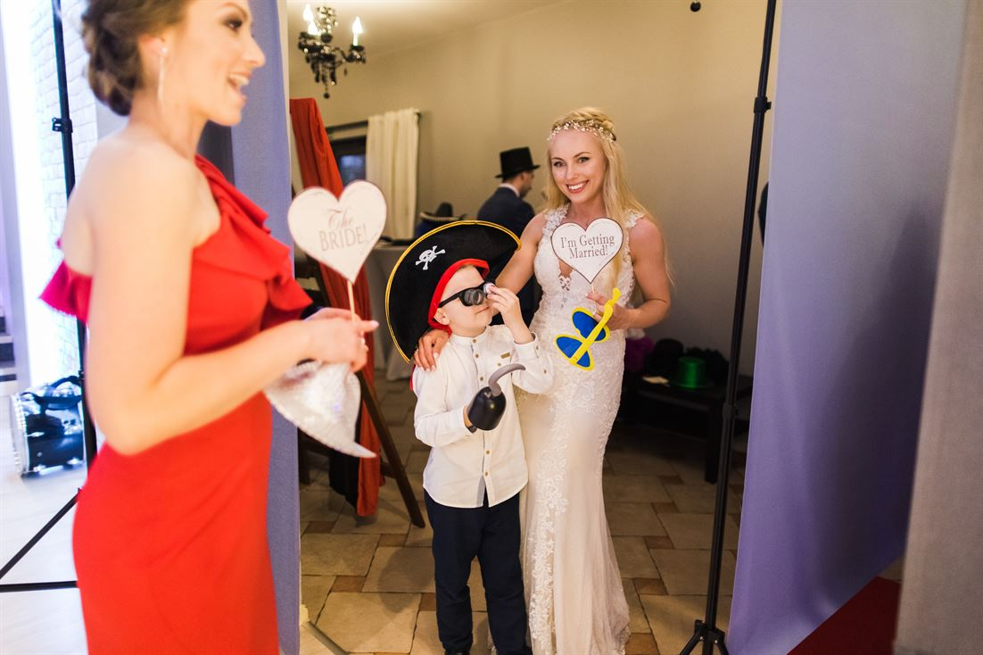 fotobudka, fotolustro na wesele Starachowice