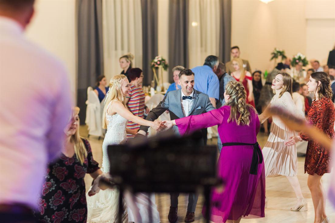 nagrywanie zabaw weselnych