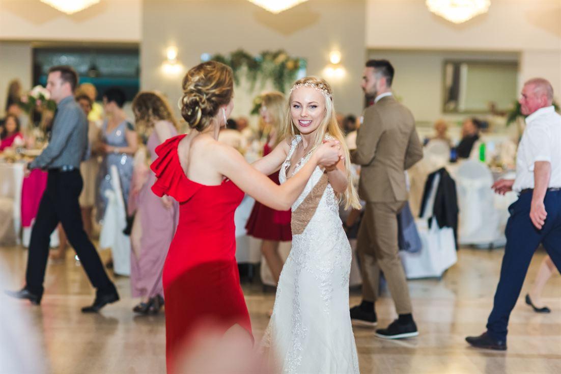 taniec panny młodej