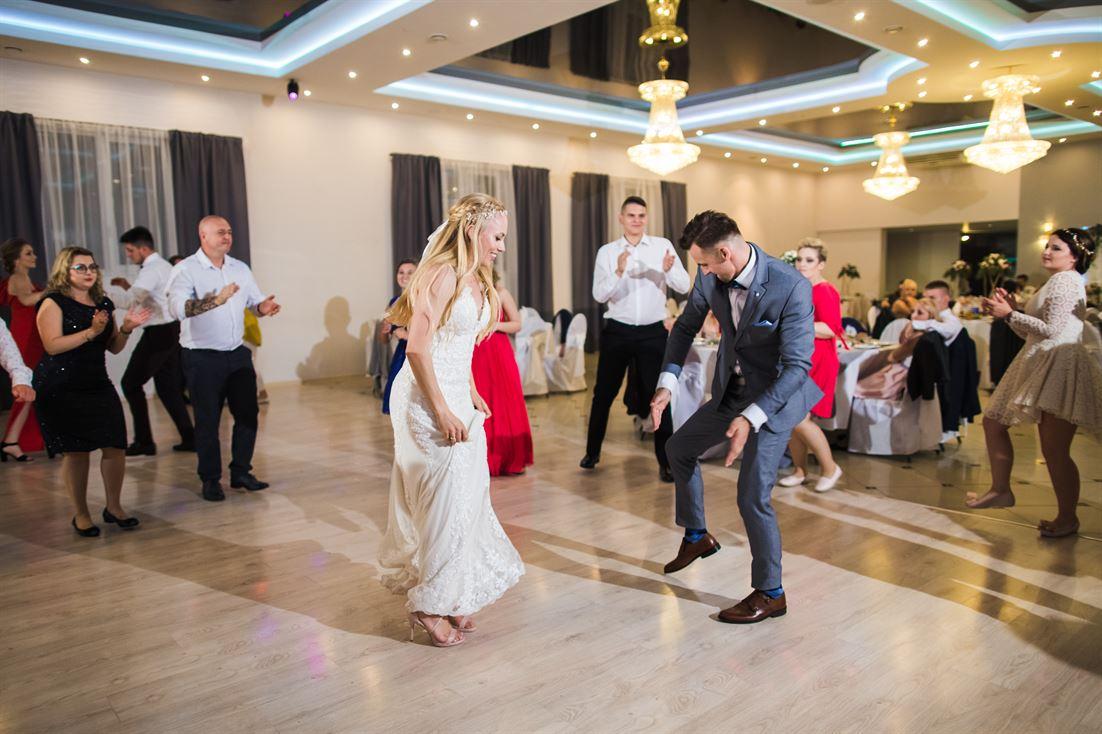 najlepsze zabawy na wesele