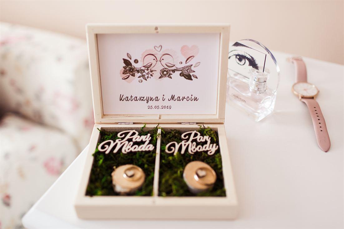 najpiękniejsze obrączki ślubne Starachowice