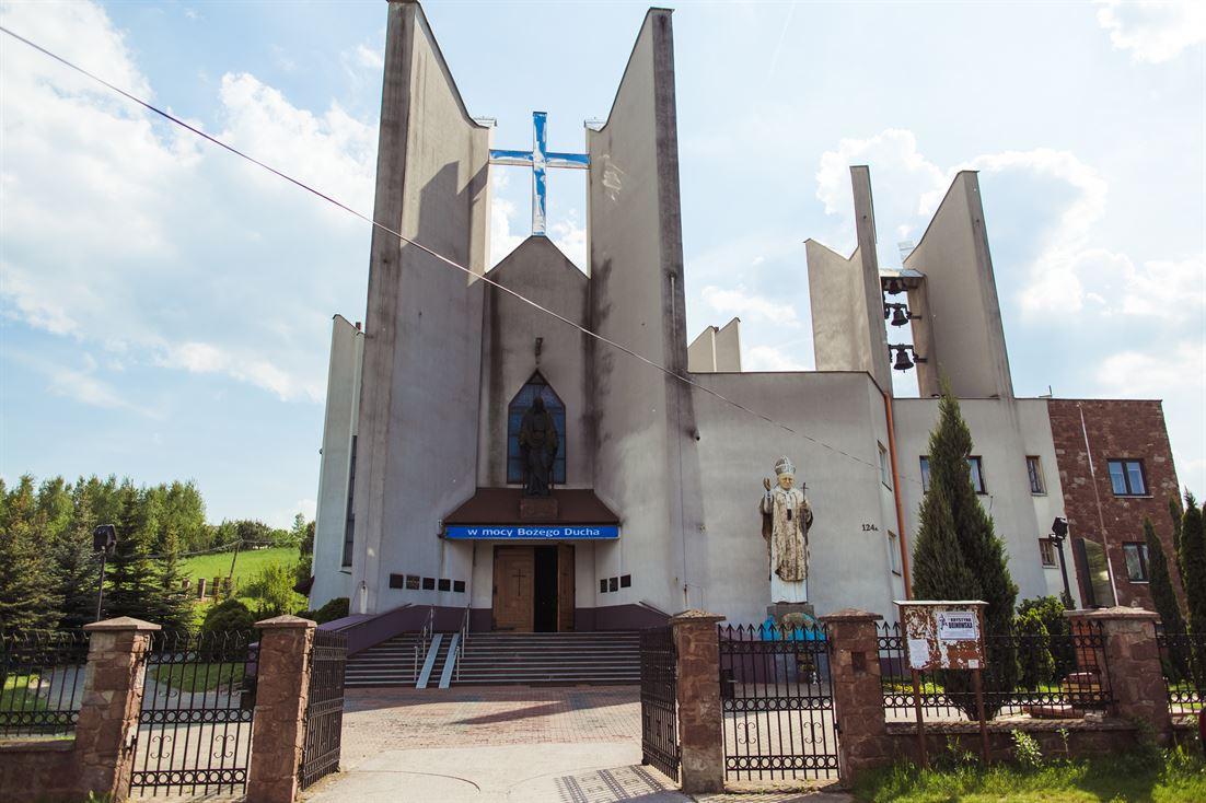 Parafia Najświętszej Maryi Panny Królowej Polski w Starachowicach