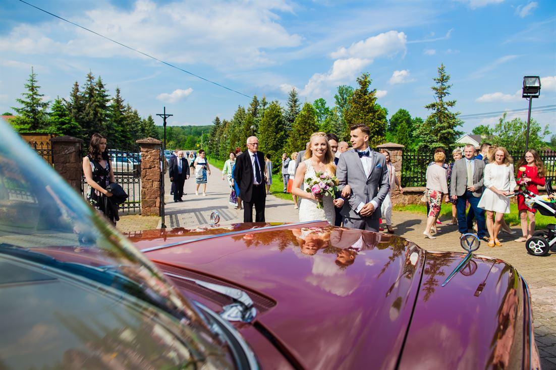 ślub kościelny Starachowice