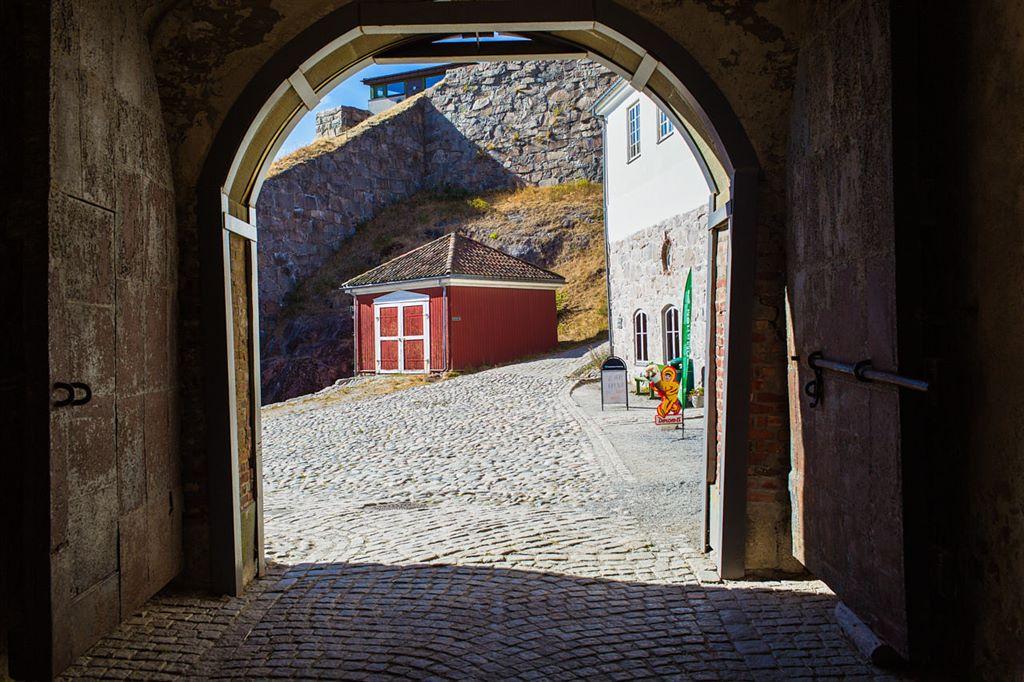 Fredrigsten fortness - najważniejsza i największa twierdza Norwegii