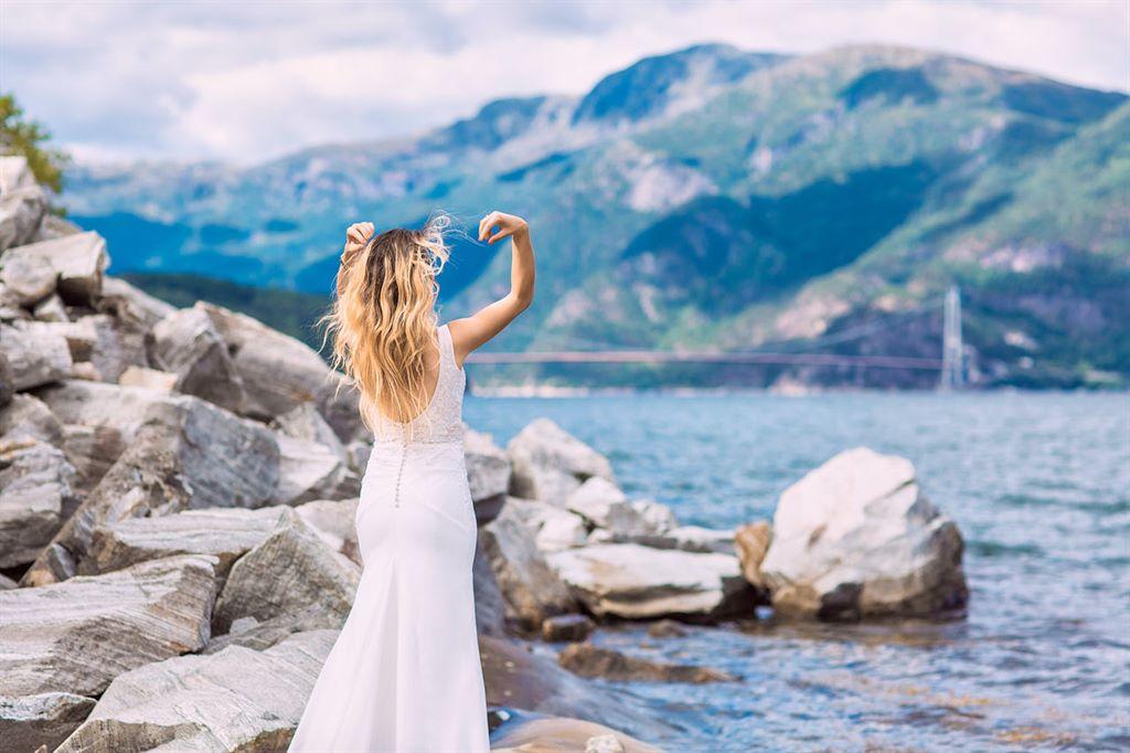 film ślubny w Norwegii