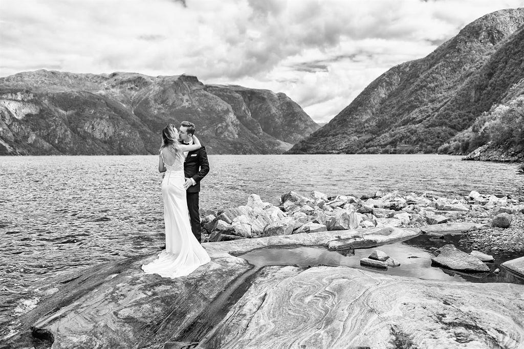 ujęcia do filmu w Norwegii
