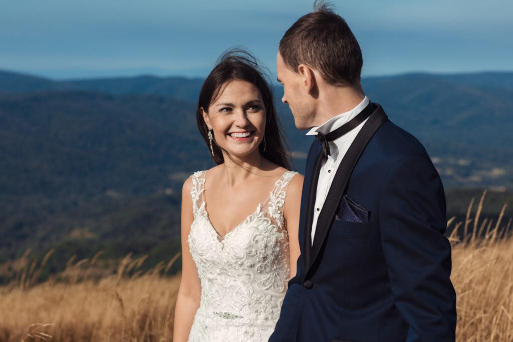 Bieszczady sesja ślubna