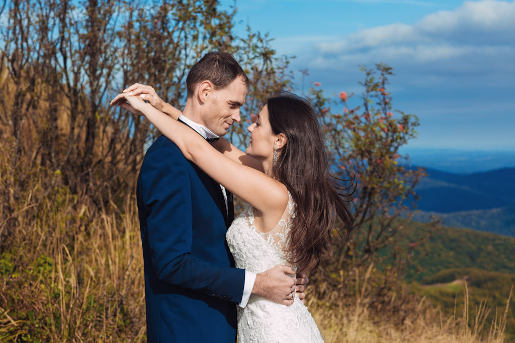 Magdalena i Maksymilian - sesja ślubna